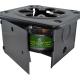 Foldable stove